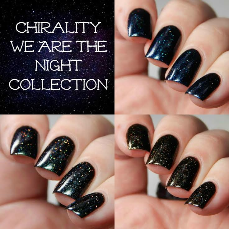 Image of We Are The Night Collection - Mini Size