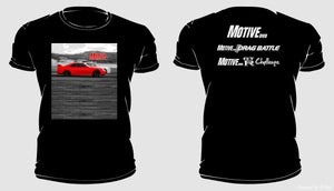 Image of 2017 Motive Drag Battle & GT-R Challenge T-Shirt