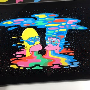 Image of Homer and Marge by MS_WEARER