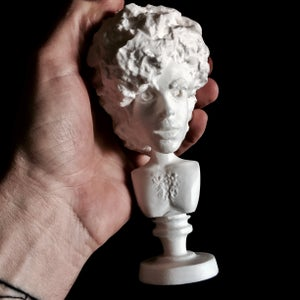Image of #LPPisART 'Maestro MicroBust' Resin Cast Statuette PRE-ORDER