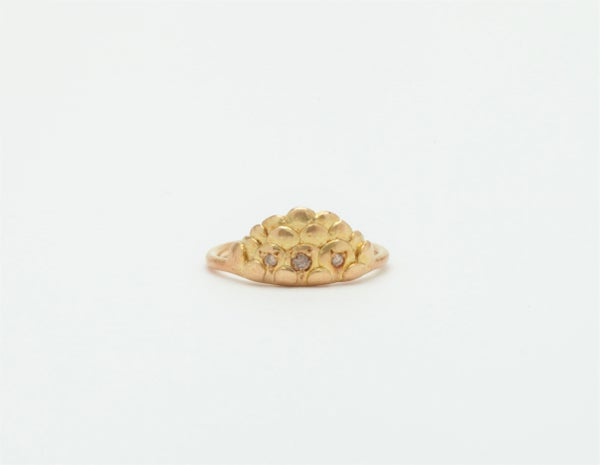 Image of Precious Little Scales Ring
