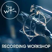 Image of June 4 Basic Recording Techniques Workshop