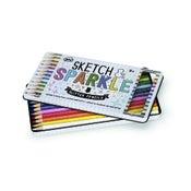 Crayons à Paillettes