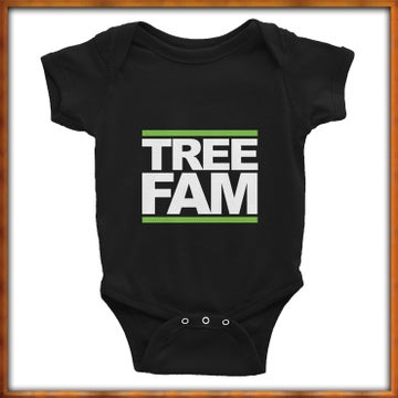 Image of Tree Fam Onesie