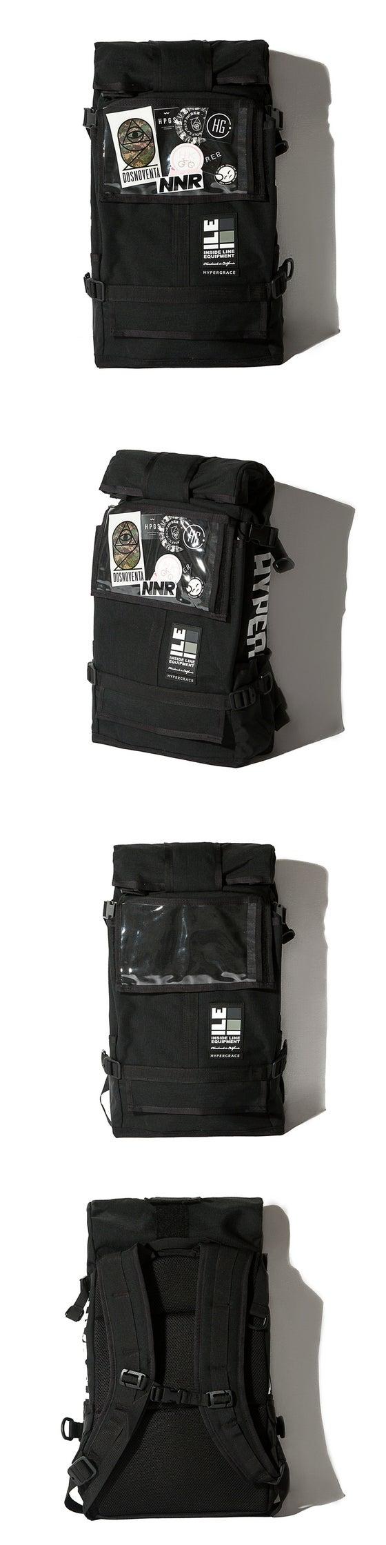 Image of Inside line Equipment x HYPERGRACE Default Mini BIKE BACKPACKS BAGS