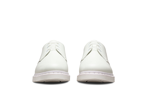 Image of Doc Martens - 1461 Mono White