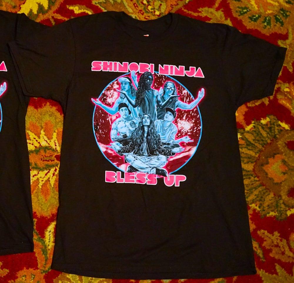 Image of Bless Up T-Shirt (Men & Womens)