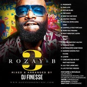 Image of RICK ROSS R&B MIX (FEATURES & COLLABOS) VOL. 3