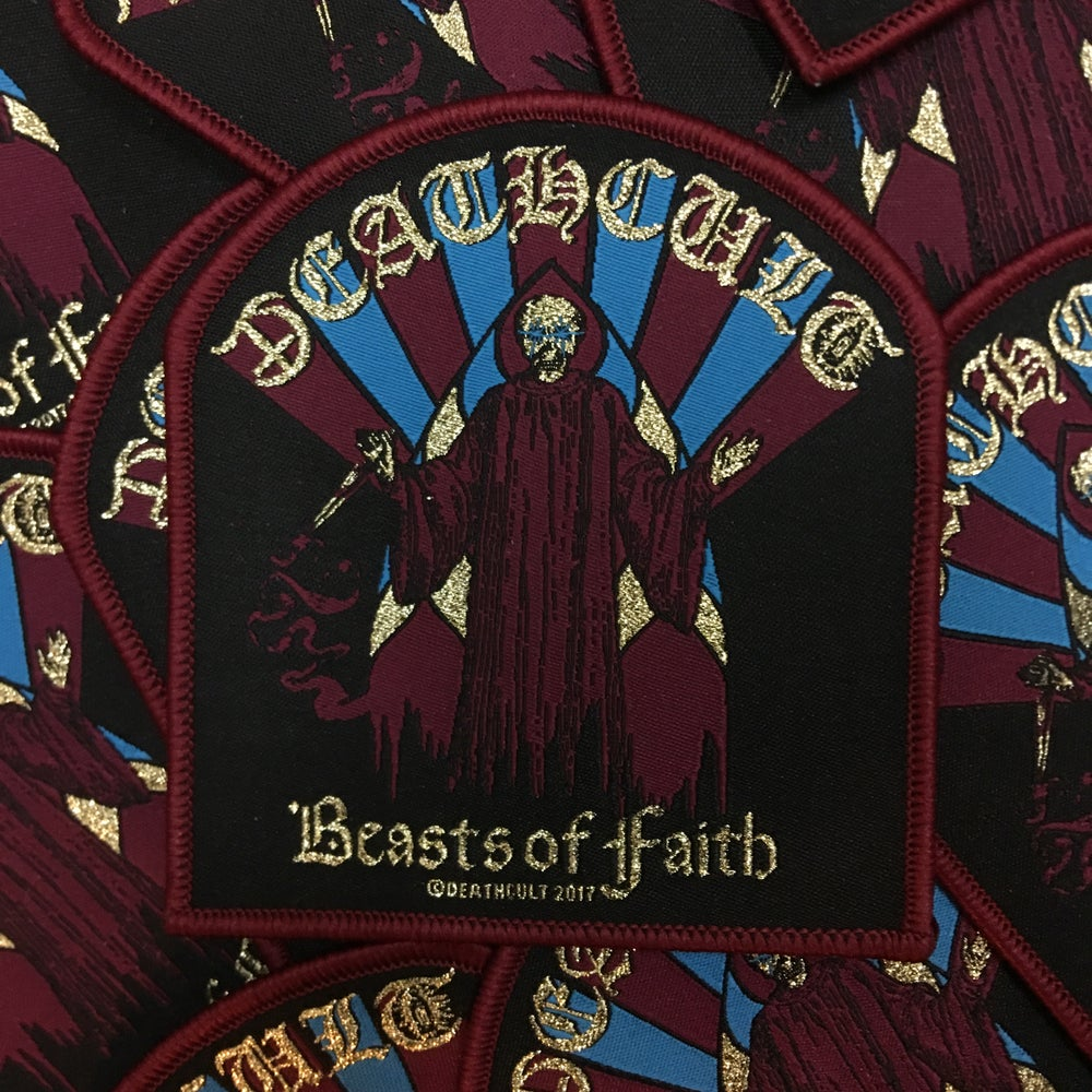 Image of Deathcult Beast of Faith Patch
