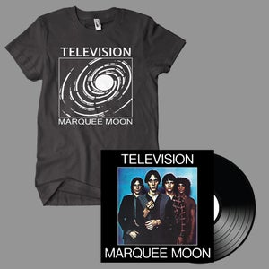 Television - Marquee Moon Vinyl and Tee Bundle
