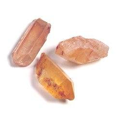 Image of Tangerine Quartz Cluster