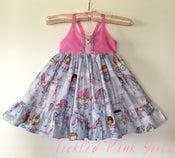 Image of Queen of the Castle Hummingbird Twirl Dress