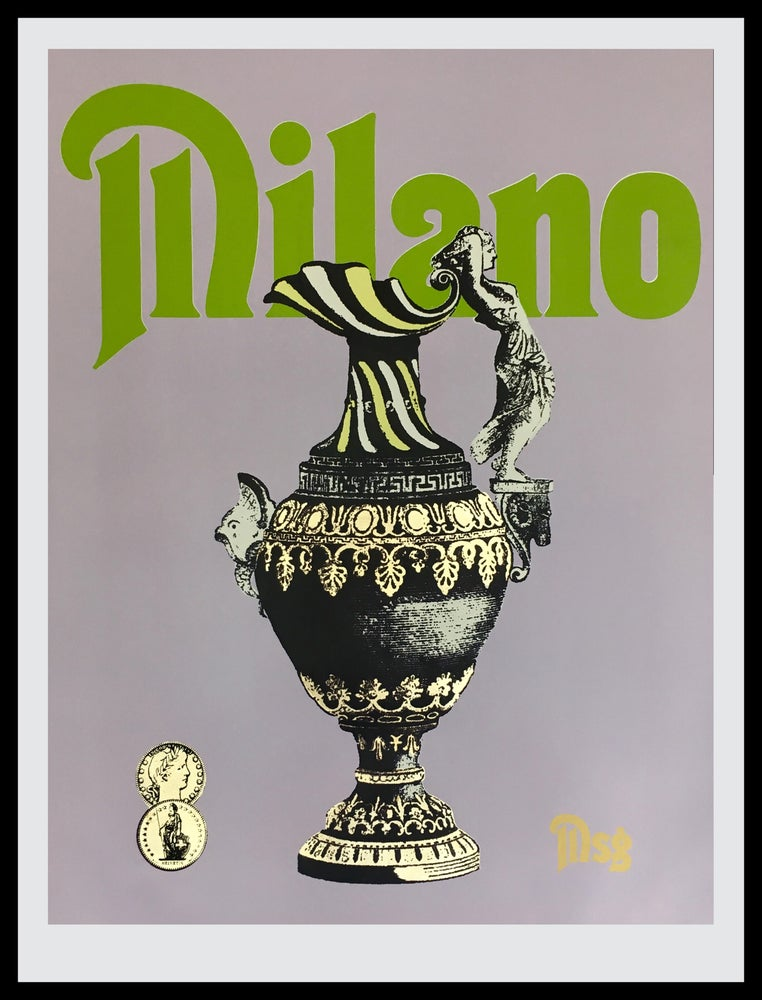 Image of Milano Lilac/Lime/Aubergine -In stock.