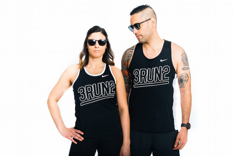 Image of Women's 3RUN2 Singlet