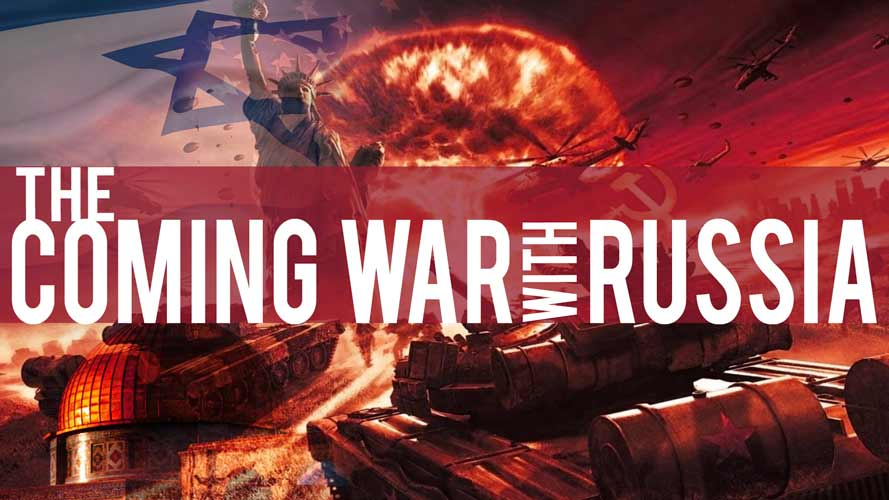 Image of The Coming War with Russia