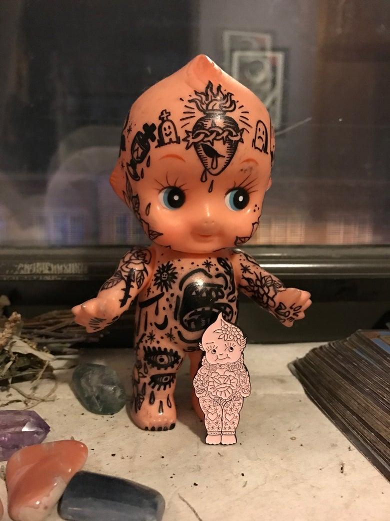Image of Tattooed Kewpie