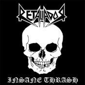 "Image of RETALIADORX ""Insane Thrash"" CD"