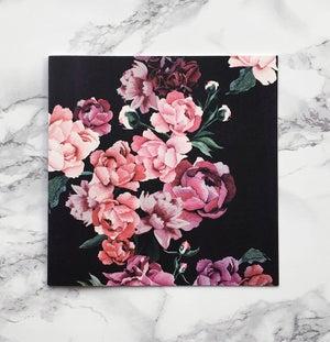 Image of Peonies - Large greeting card