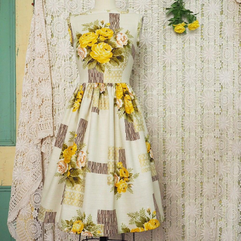Image of Yellow Kirstine Free Folk