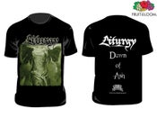 Image of LITURGY Dawn of ash new !!! T-shirt/Sweatshirt/Zip-Hoodie