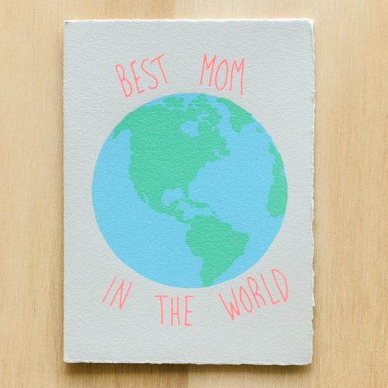 Image of Best Mom in the World