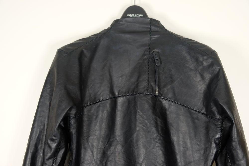 Image of Boris Bidjan Saberi Women's Calf Leather Jacket