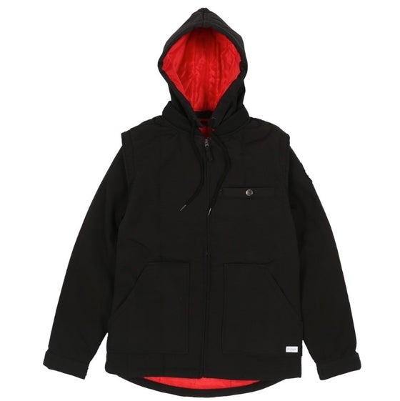 Image of THE HUNDREDS MENS DECK JACKET