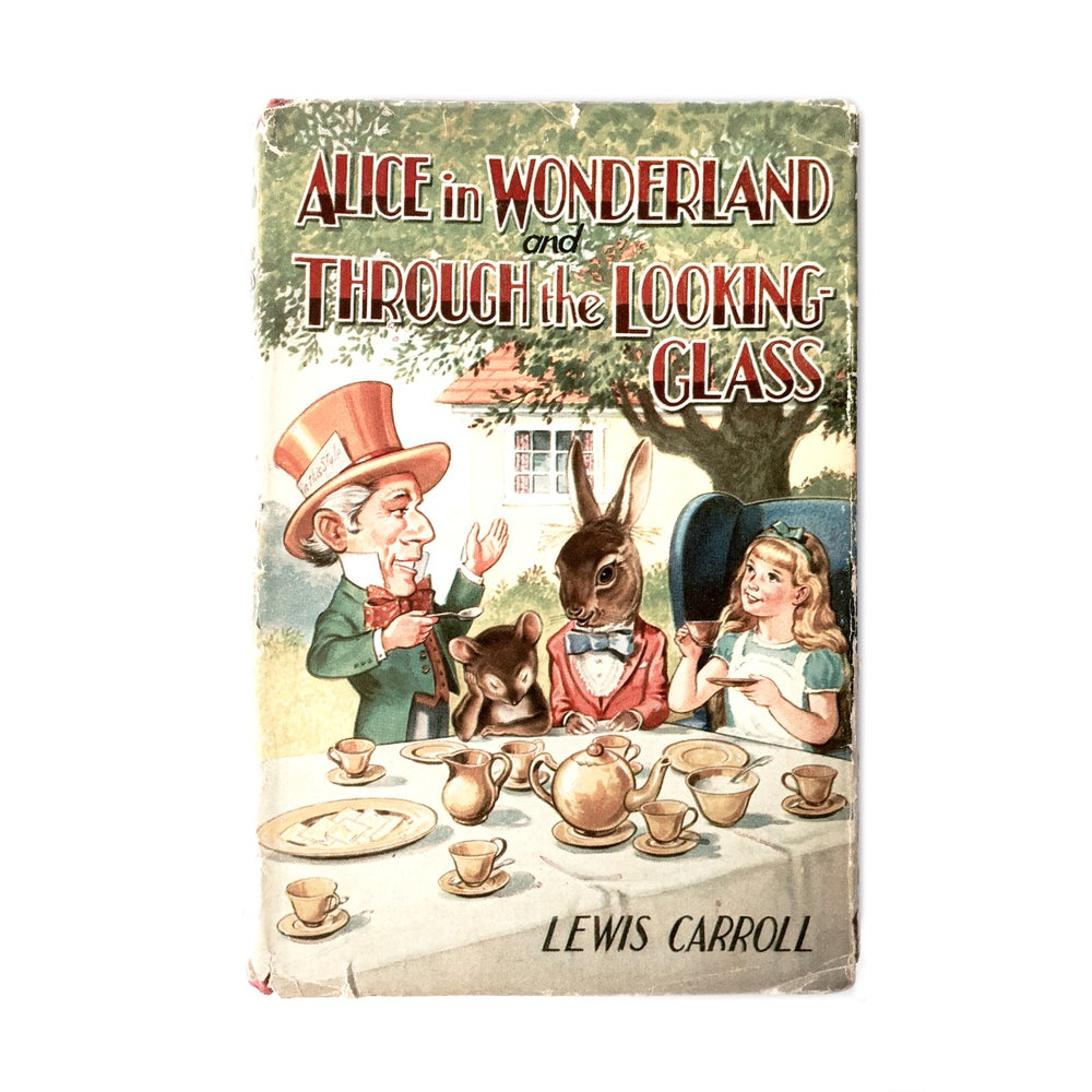Image of Lewis Carroll - Alice in Wonderland and Through the Looking Glass