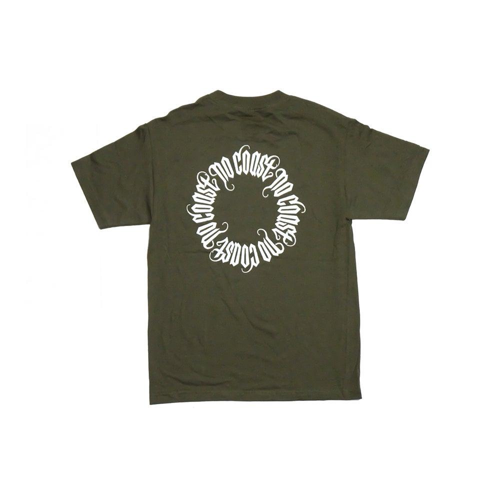 Image of NO COAST - T-Shirt - Olive