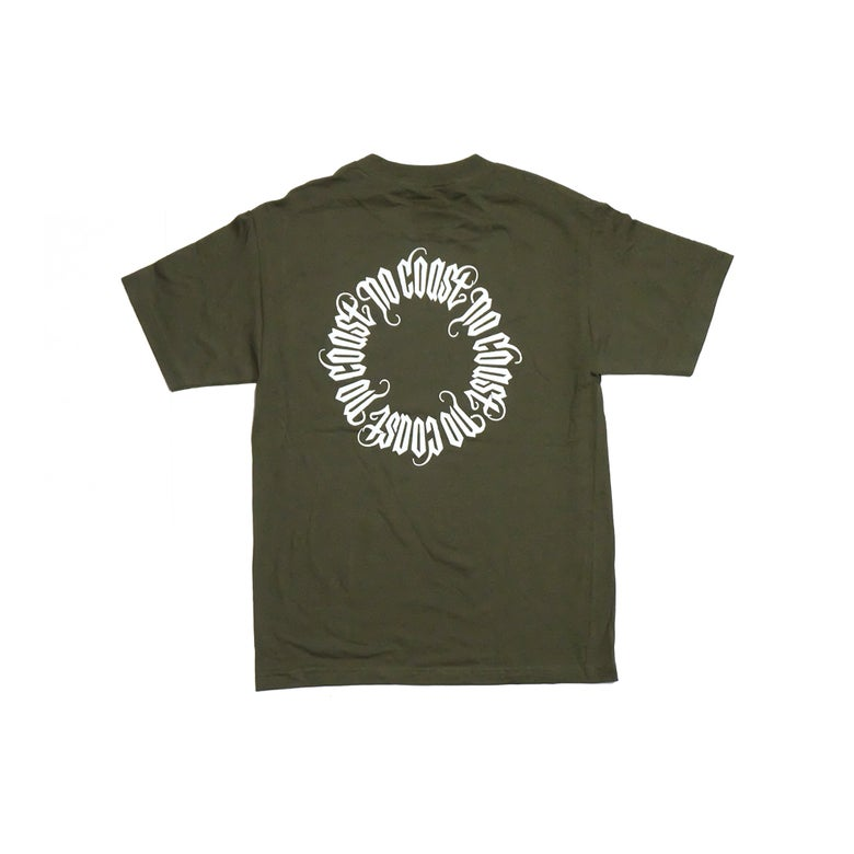 Image of NO COAST - T-Shirt - Olive