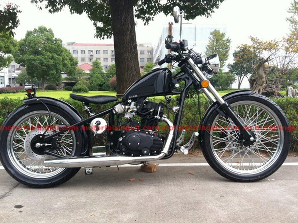 Image of Heist Bobber Motorcycle Battery Box
