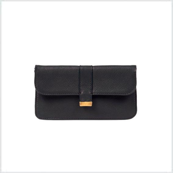 Image of Picsou cuir Noir