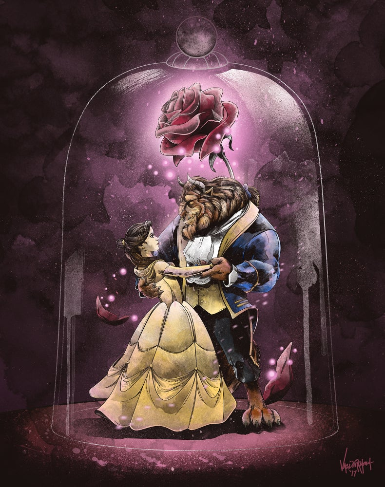 """Image of """"Beauty and the Beast"""" - Inspired by Beauty and the Beast"""