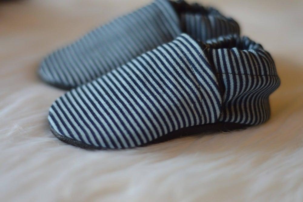 Image of Denim Stripe