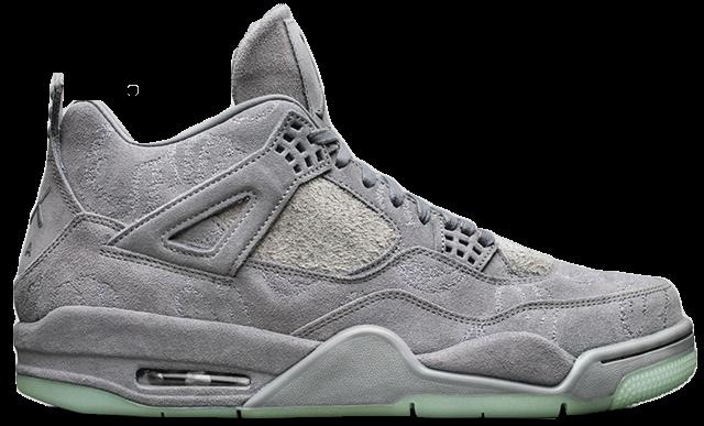 Image of KAWS x Nike Air Jordan 4