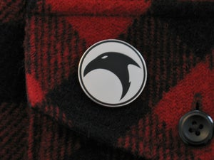 Image of The Skelton Crew Collection: Enamel Crew Pin!