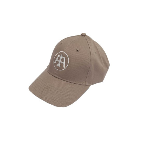 Image of Khaki Logo Dad Hat