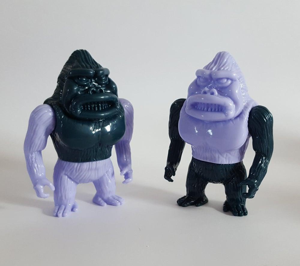 Image of Koningu - Mixed part Dark Blue / Lavender