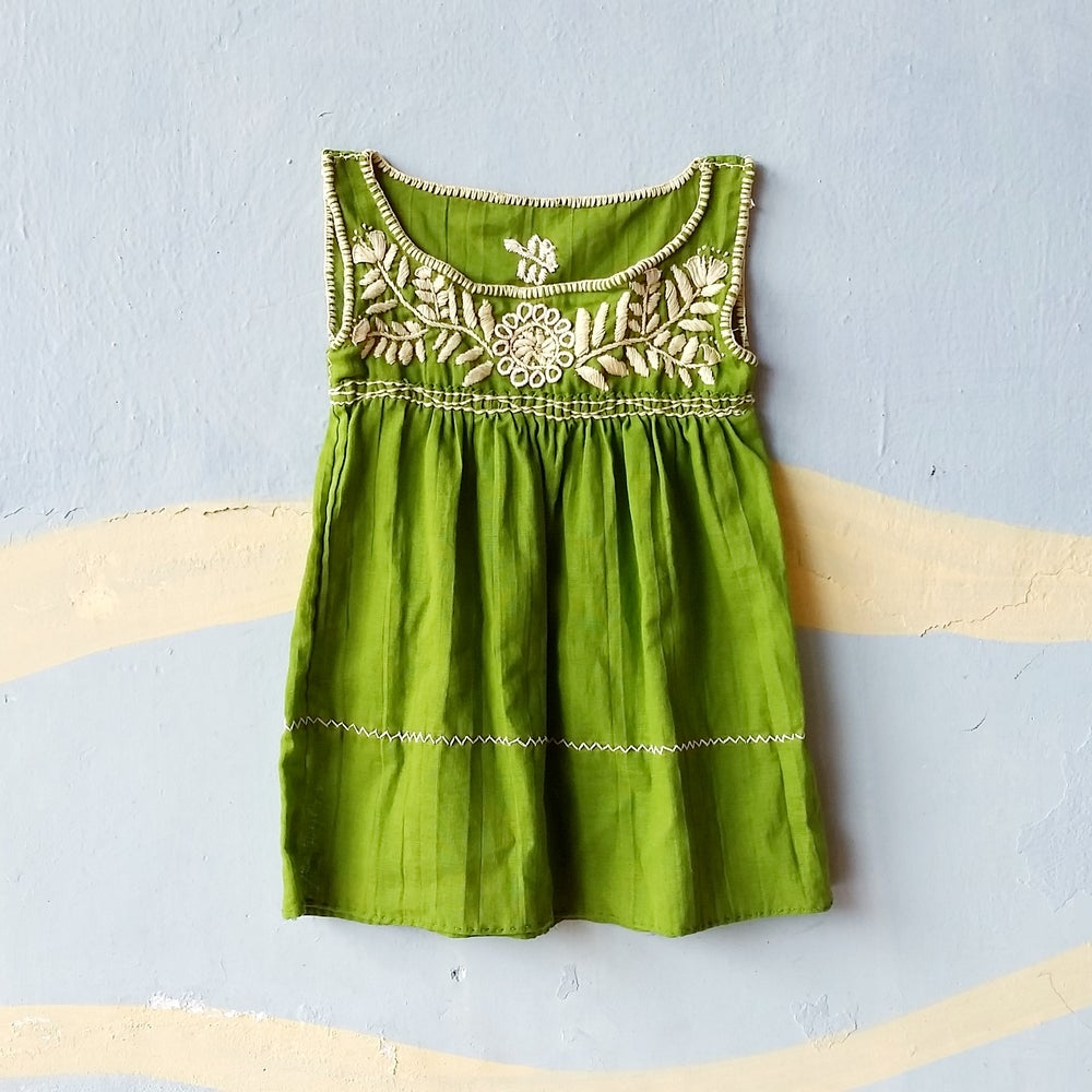 Image of Organic Avocado Dress