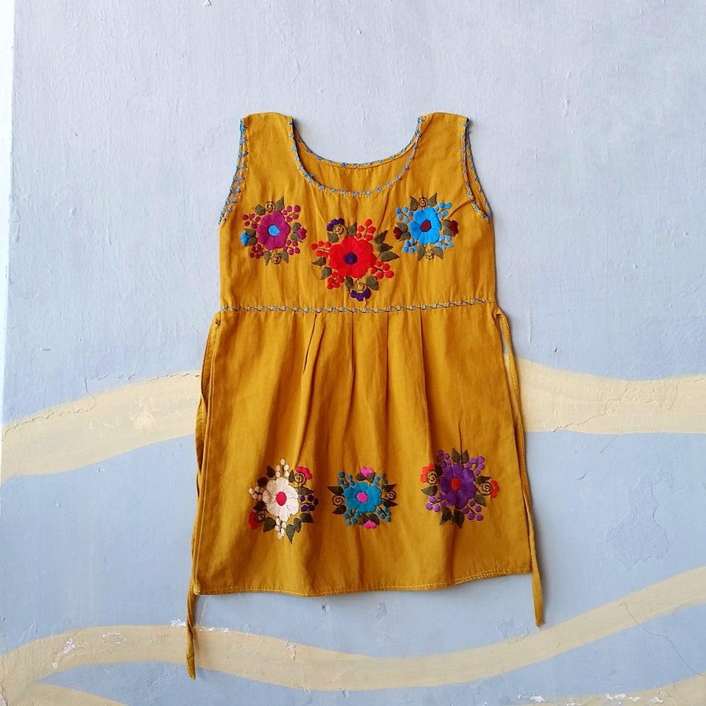 Image of Organic Marigold Dress