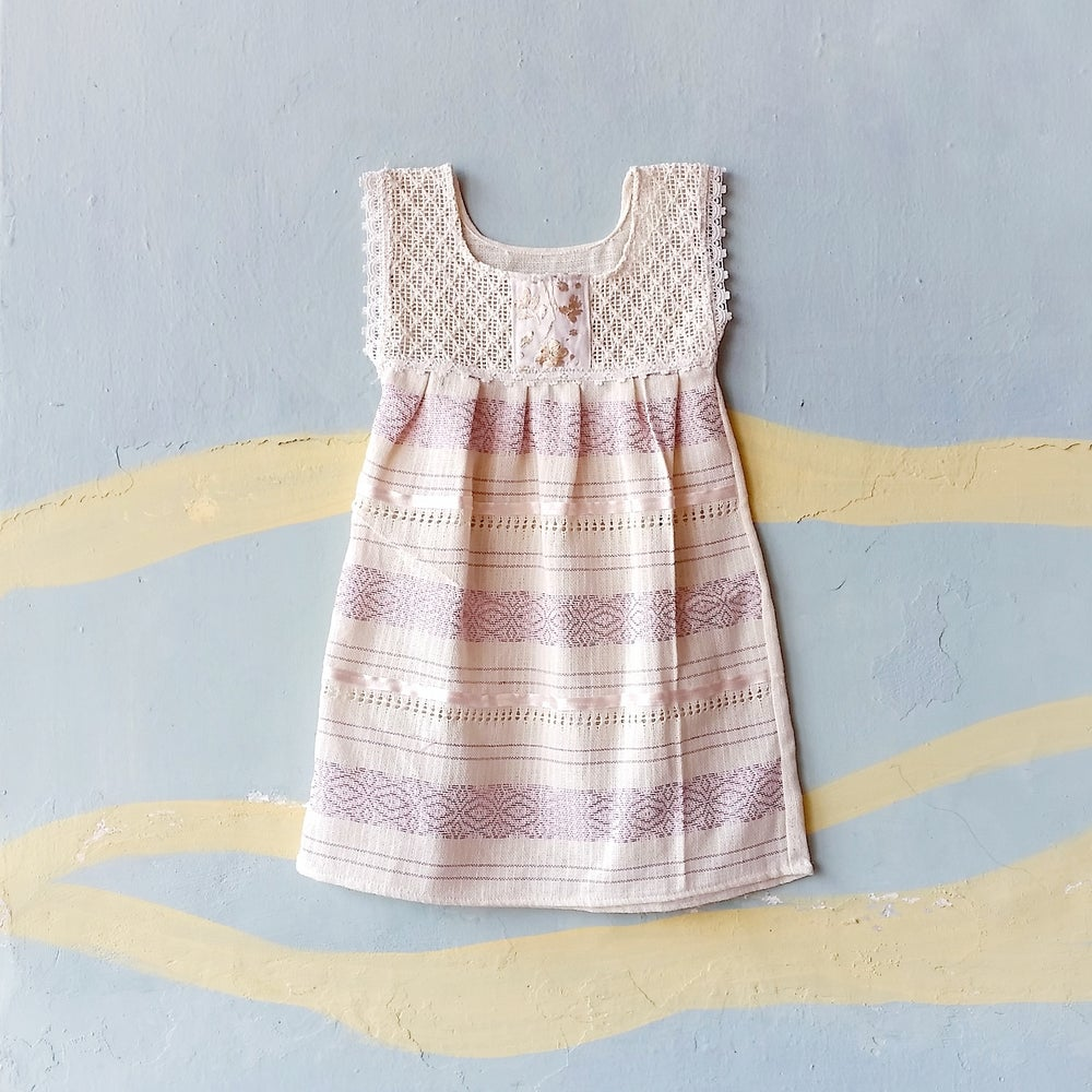 Image of LUXE Organic Pastel Dress