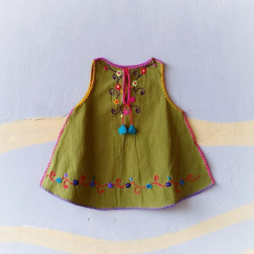 Image of Olive Kahlo Top
