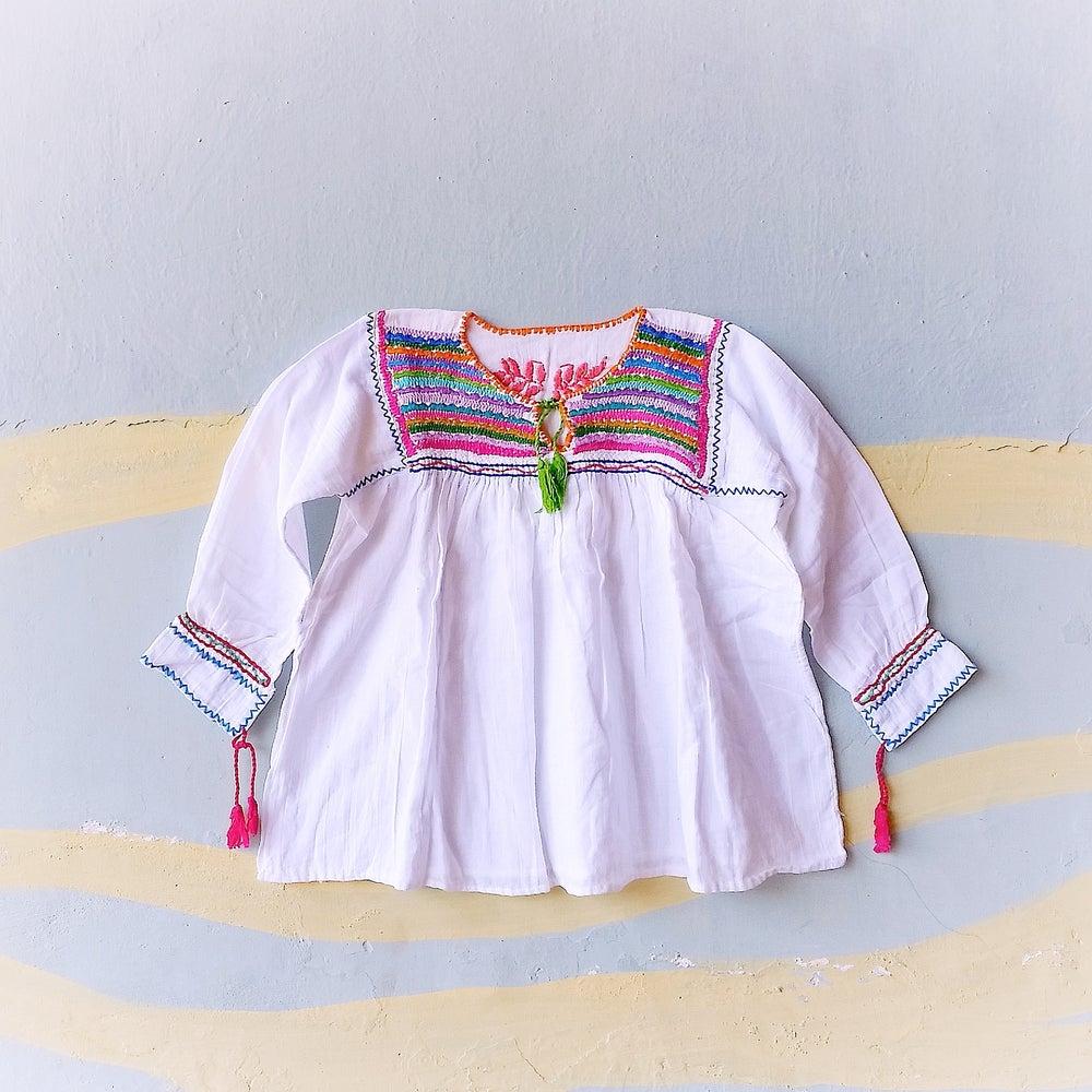 Image of Organic Sancia Blusa