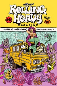 Image of Rolling Heavy Magazine Issue #011