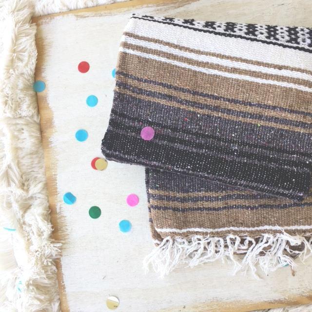 Image of SANDY - Mexican Baja Blanket