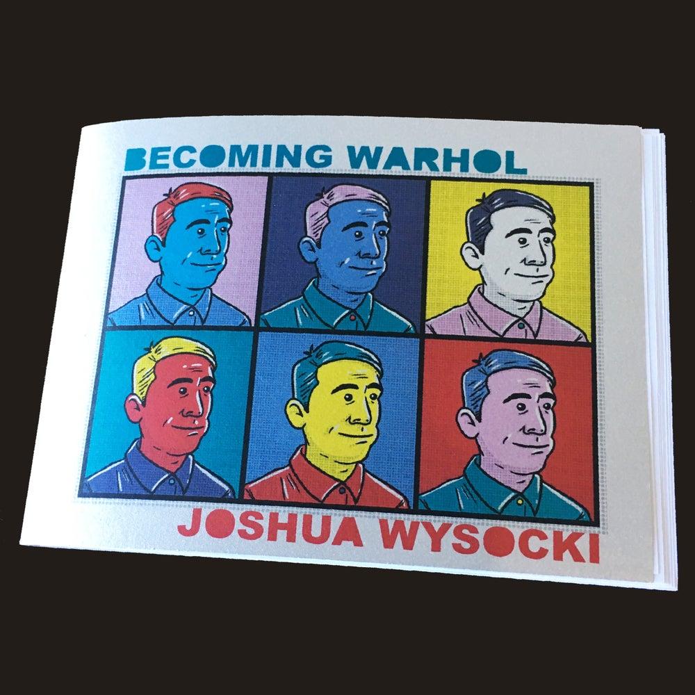 "Image of ""Becoming Warhol"" Zine"