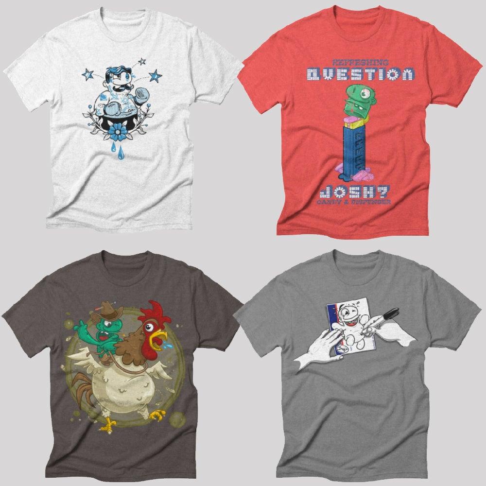 Image of T-Shirts!