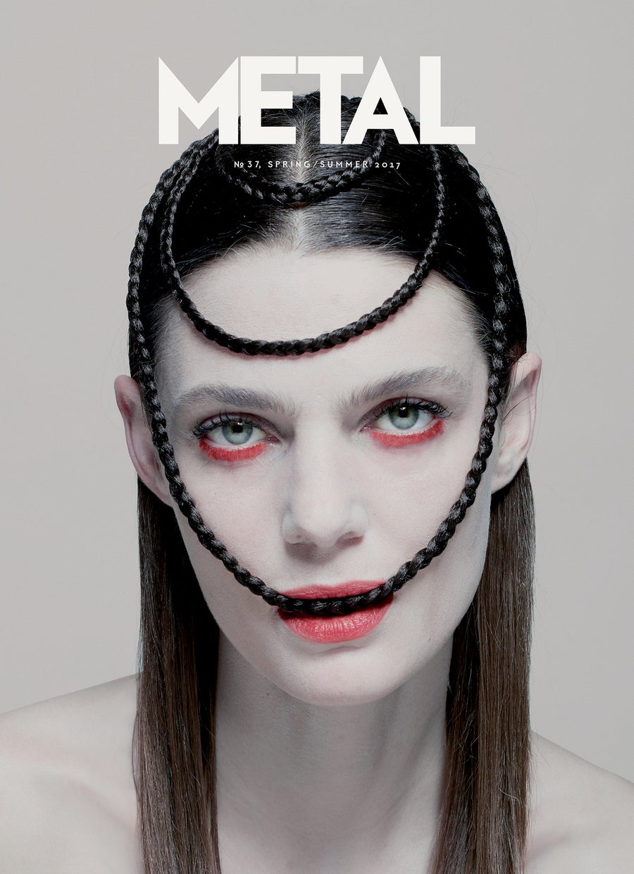 Image of METAL 37 SPRING/SUMMER 2017 | COVER 8