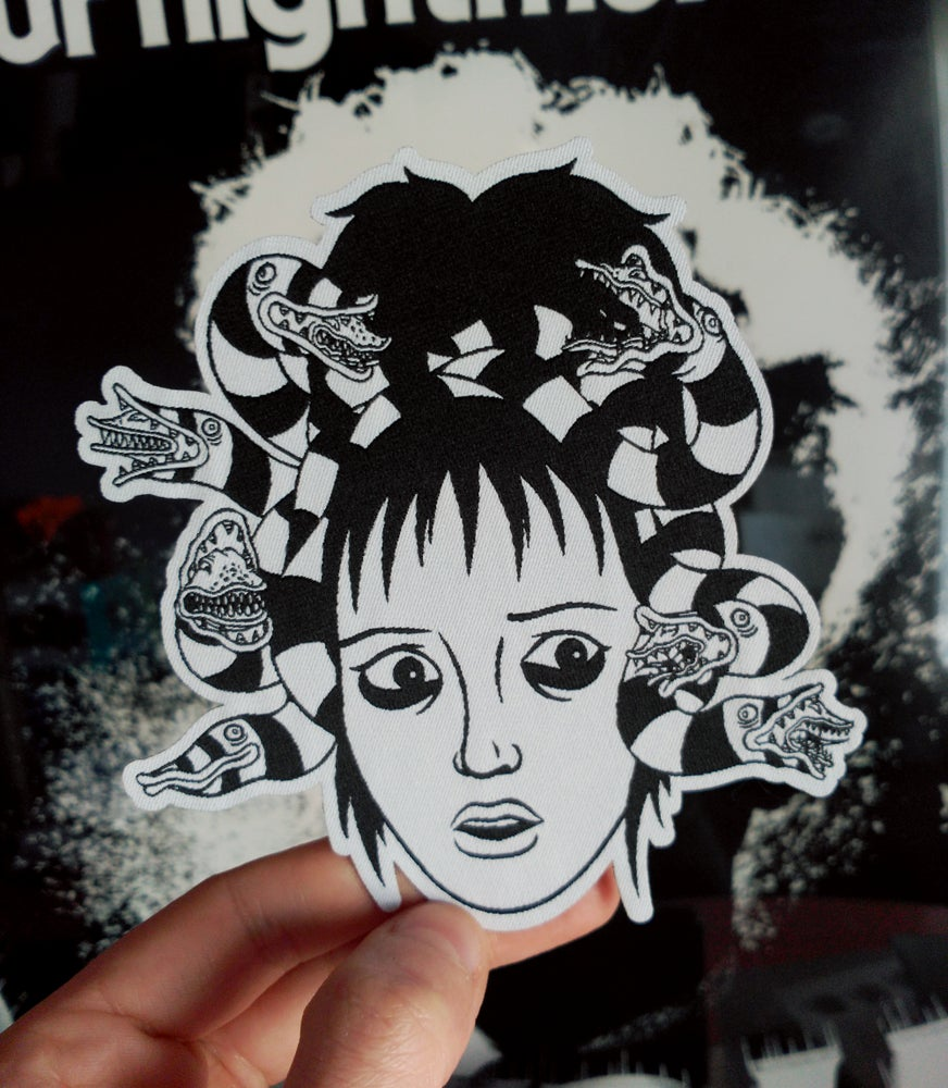 Image of MEDUSA PATCH