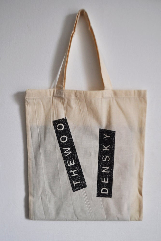 Image of 'WOODEN SKY' TOTE BAG